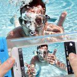 夏の水遊びにスマートフォンは大丈夫?大事なスマホを水没から守ろう!~Teyimoの防水携帯ケースをレビュー~[PR]
