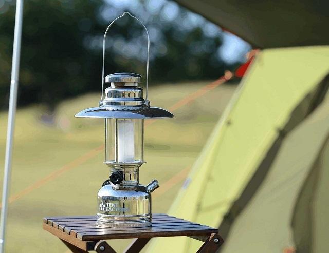 ペトロマックスにそっくりなテントファクトリー クラシック LEDランタン