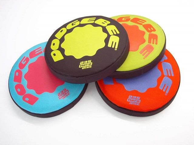 4色あるラングスジャパン(RANGS) ドッヂビー
