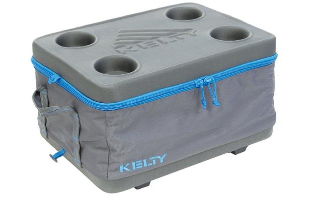 ブルーの挿し色が良いKELTY(ケルティ)フォールディング・クーラー