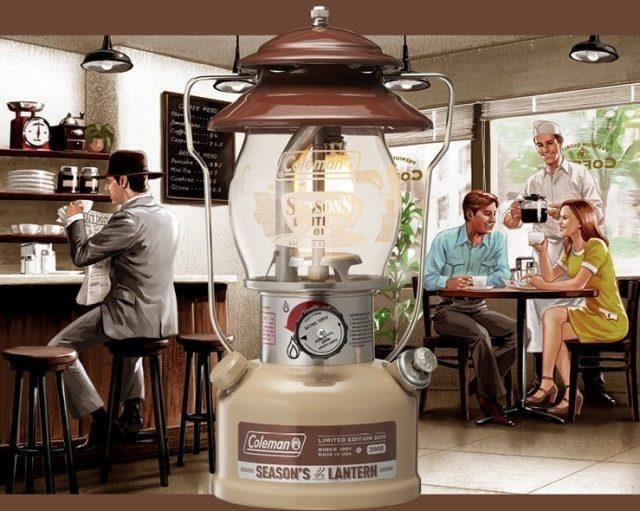 アメリカンコーヒーショップもコンセプトにしたシーズンズランタン2019
