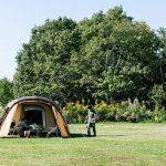 エントリー2ルーム エルフィールドでキャンプ