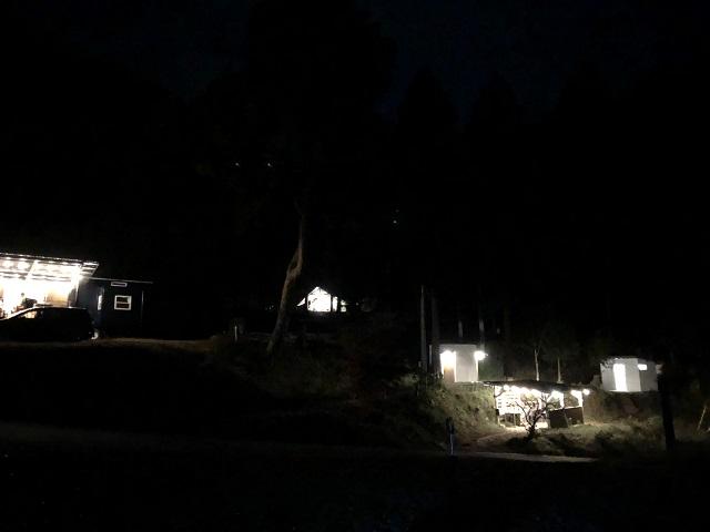 夜のまほろば全景