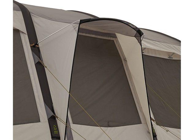 ロゴス テントの軒