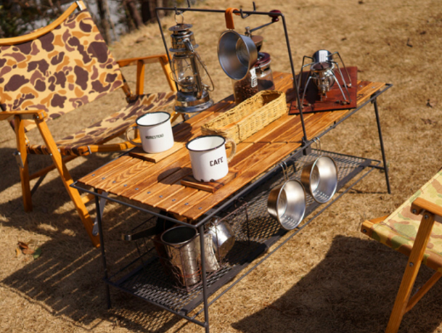 カフェテーブル ヴィンテージスタイル