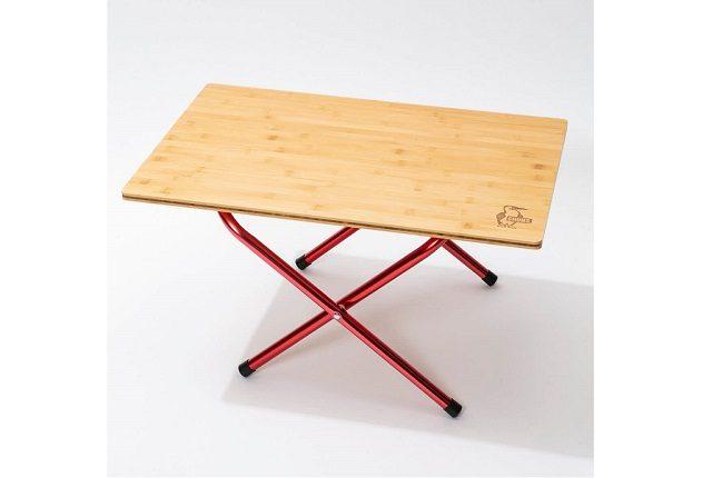 バンブーサイドテーブル