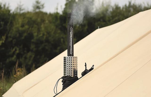 プロスペクター煙突