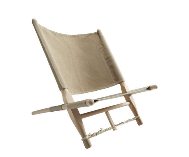 Moesgaard Wooden Chair
