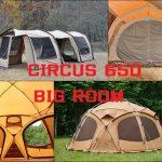 CIRCUS 650とBIG ROOM