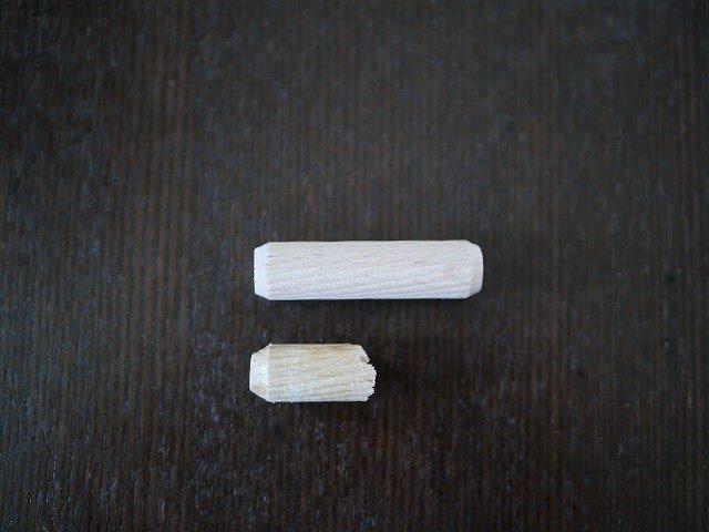 木ダボ比較