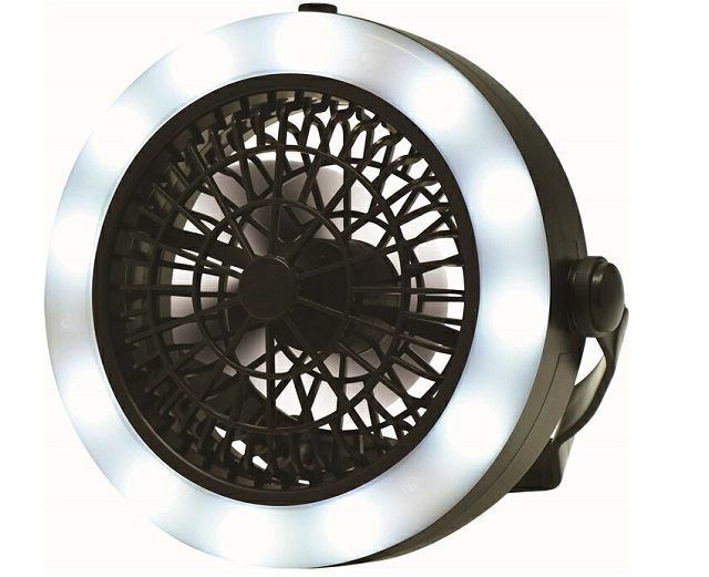 3WAY LIGHT & FAN