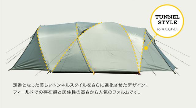 テント ナショナル ジオ グラフィック