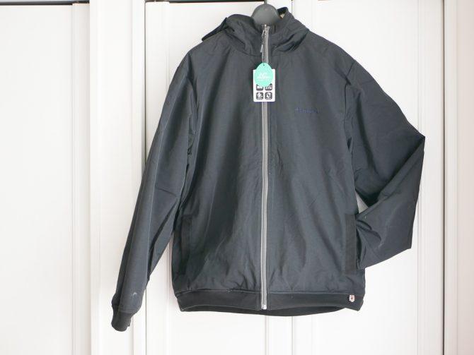 タスロンフードジャケット