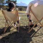 父娘キャンプ