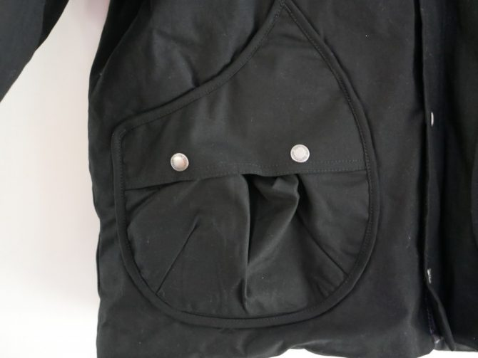 ドロップポケット