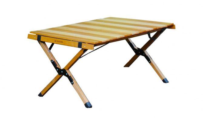 ロールトップテーブル