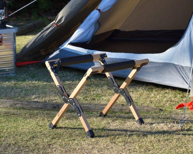 木製クーラースタンド