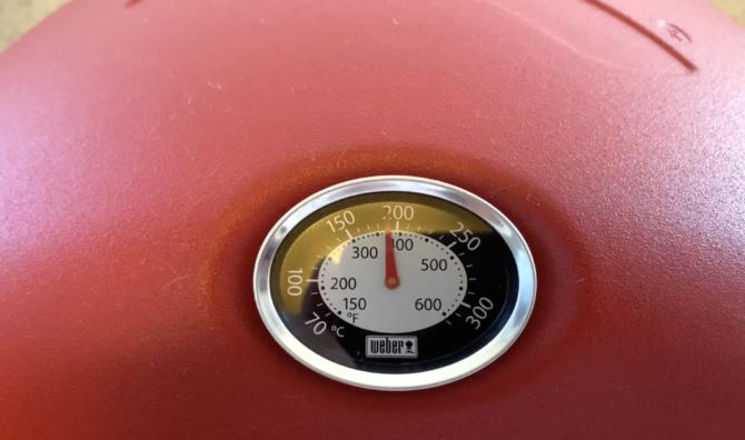 200℃手前