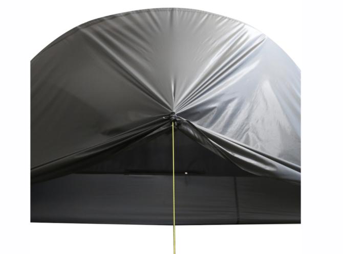 テント背面ベンチレーション