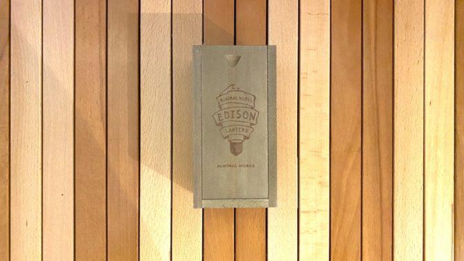 木製ハードケース