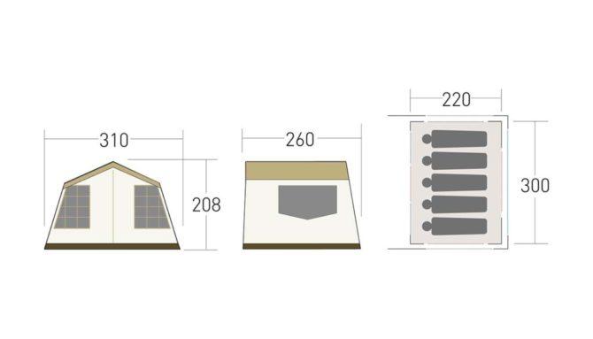 タイプ52RTCサイズ