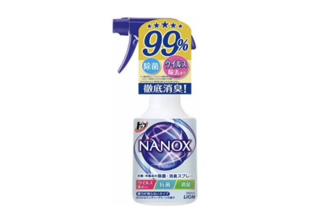 ライオン LION トップ ナノックス NANOX