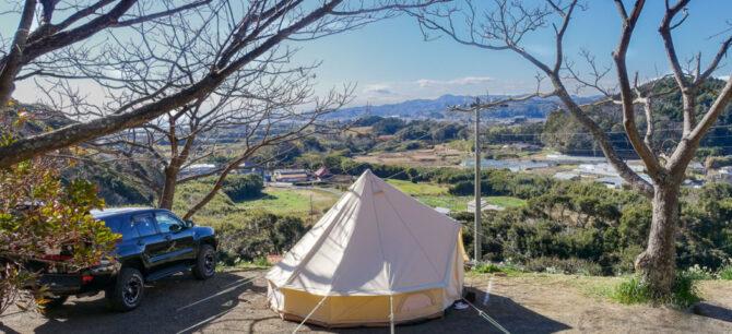 オレンジ村キャンプ場写真①