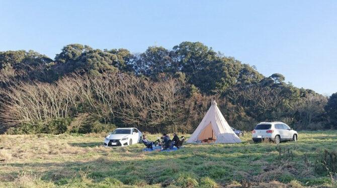御宿ドローン&キャンプ場