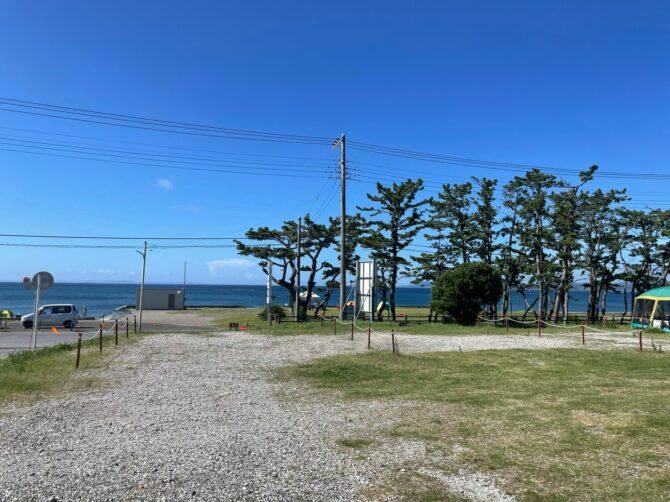 館山サザンビレッジ④海方面